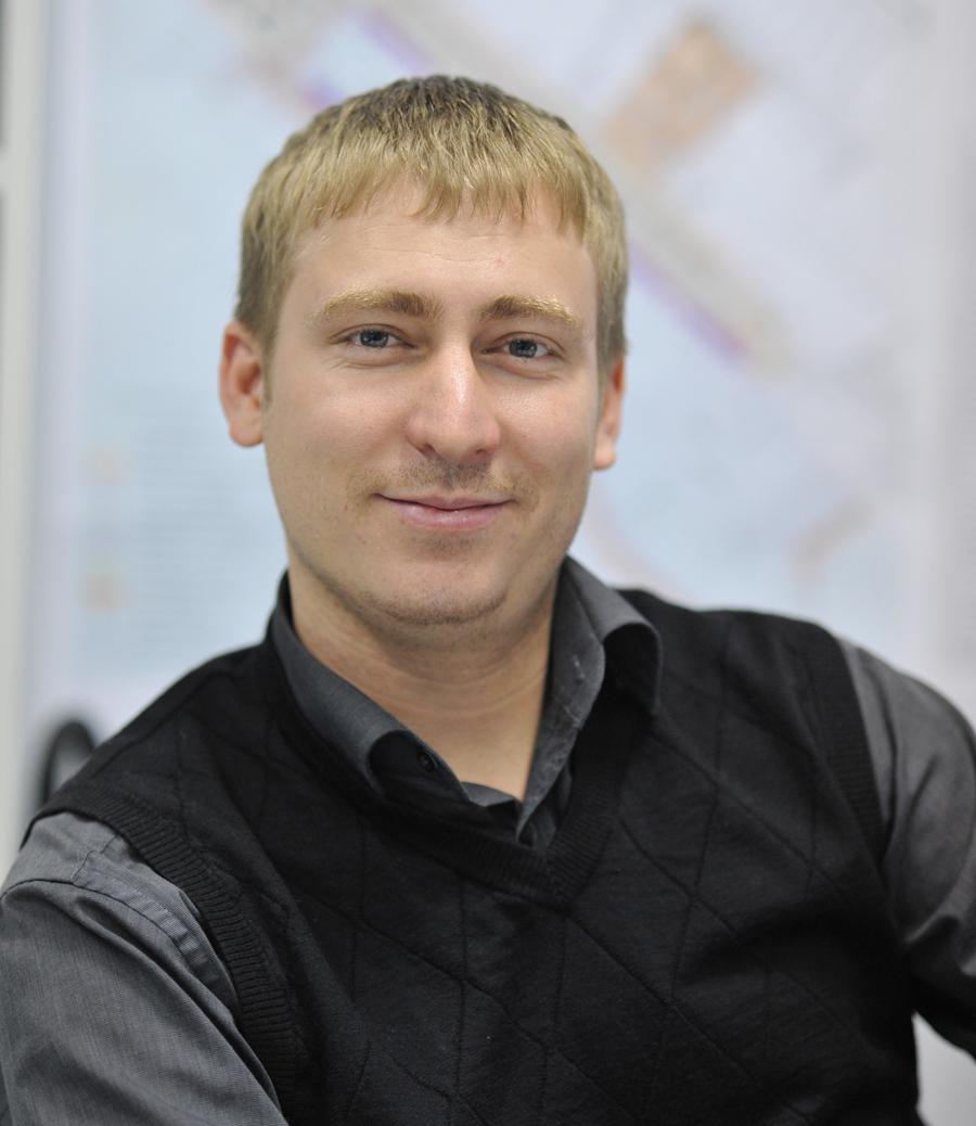 Роман Горгуца возглавил Морстройтехнологию