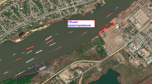 Project documentation public consultation: Reconstruction of the wharf embankment of Bratya Production and Commerce LLC