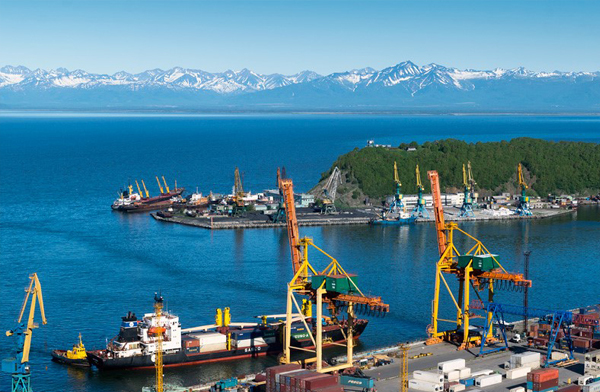 Reconstruction of federal-owned facilities in the port of Petropavlovsk-Kamchatsky (seismic resistance reinforcement), Kamchatka Krai. Berth