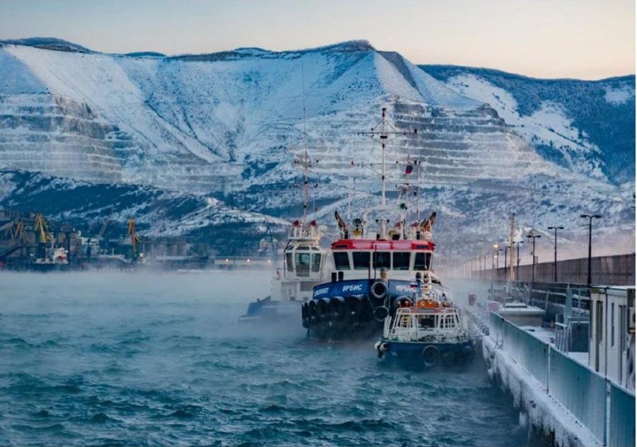 Project documentation public consultation: Construction of quays to service the Rosmorport Azov-Black Sea auxiliary fleet