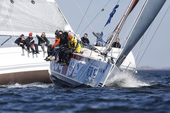 Morstroytechnology participates in the Ust-Luga Cup regatta for the fifth time