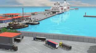 Approval received from the Main Department of State Expertise for seafreight terminal at Pionerskiy