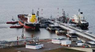 The port of Vysotsk expands its borders for the construction of a terminal designed by Morstroytechnology