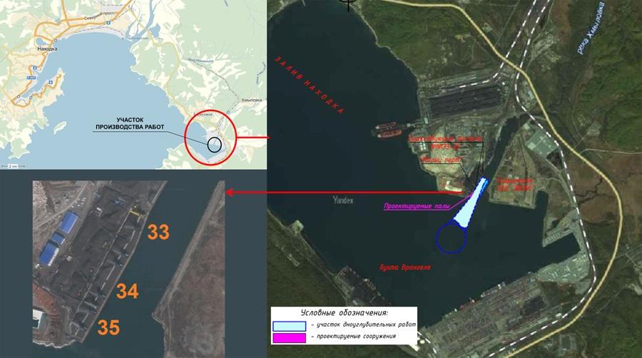Maly Port stevedoring company reconstructing terminal to Morstroytechnology design